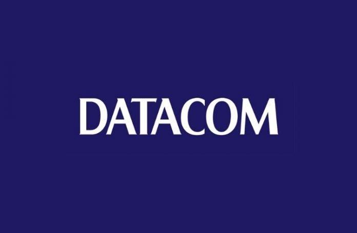IT Services Company Datacom logo | iTMunch