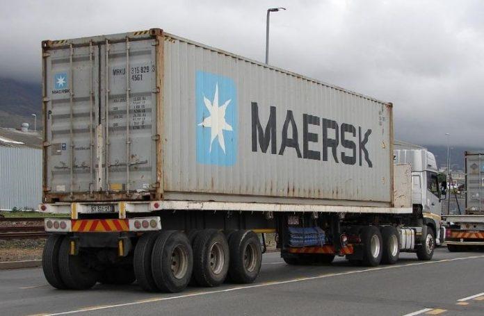 Global leading logistics company Maersk | iTMunch