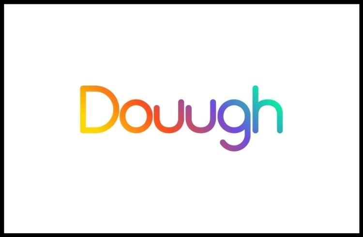 Australian neobank Douugh logo | iTMunch