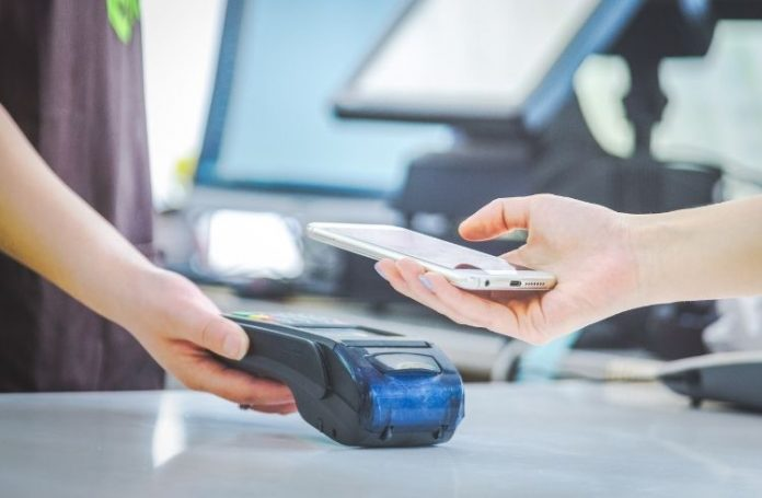 Tap on phone payment solution | iTMunch