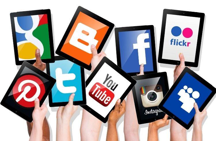 Social media platforms - FB, TW, IG, Pinterest, YouTube | iTMunch