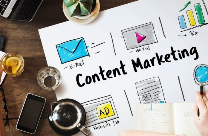 Content distribution channels, types of content | iTMunch