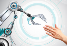 Robotic hand helps human hand   iTMunch