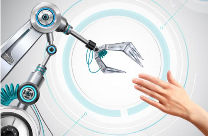 Robotic hand helps human hand | iTMunch