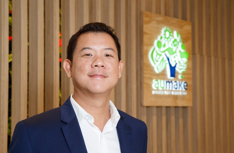 Keong Chan-Executive Chairman of Aumake | iTMunch