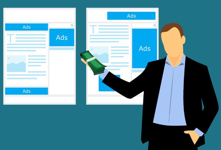 Digital advertisement | iTMucnh