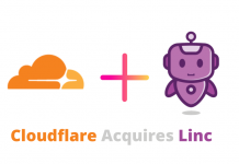 CloudFlare acquires Linc   iTMunch