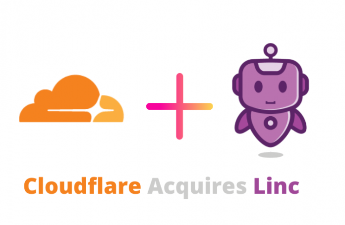 CloudFlare acquires Linc | iTMunch