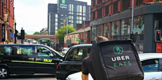 Uber Eats Driver | iTMunch