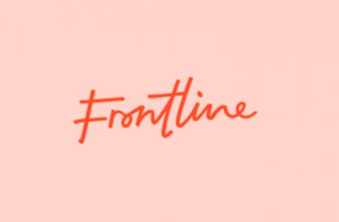 frontline logo | iTMUnch