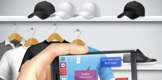 Augmented reality shopping   iTMunch