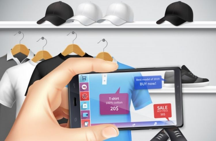 AR as Retailer's best friend during the pandemic to reach the consumers