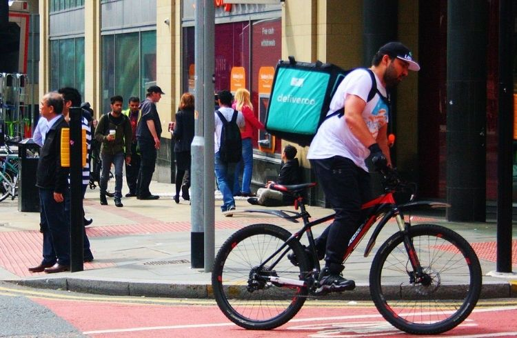 Deliveroo IPO listing: Amazon-backed company plans for listing in London