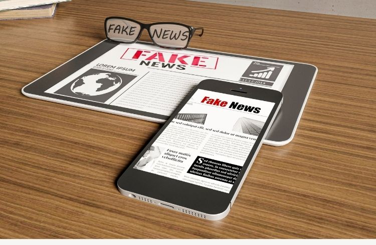 Online disinformation & fake news | iTMunch