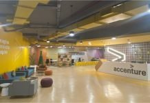 Accenture office space | iTMunch