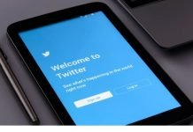 Twitter login on iPad | iTMunch