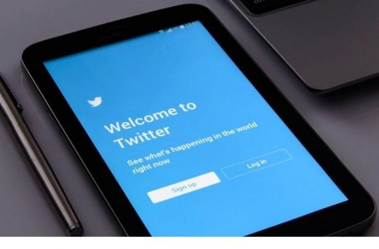 Twitter login on iPad | iTMunch