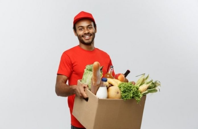 online grocery delivery tech   iTMunch