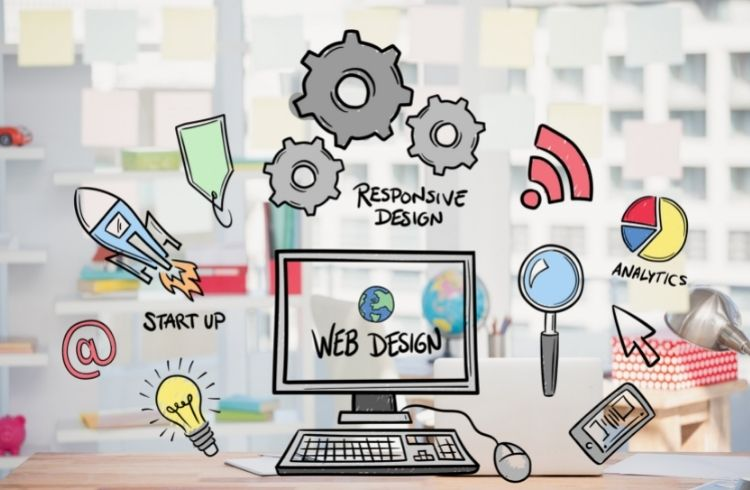 What are the top 9 web design trends for 2021? + Free website budget template