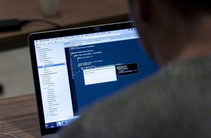coding on laptop | iTMunch