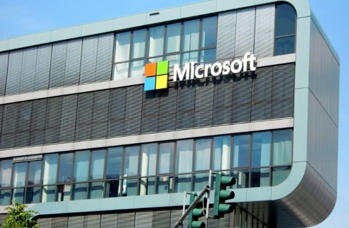 Microsoft building   iTMunch