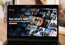 Netflix streaming on Laptop | iTMunch