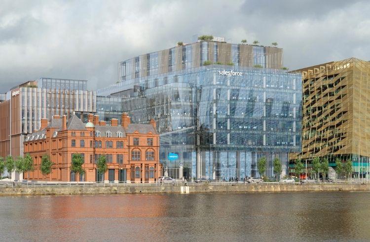 Salesforce Dublin Office